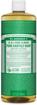 PURE-CASTILE LIQUID SOAP ALMOND