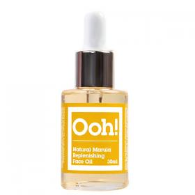 Oils of Heaven Natural Marula Replenishing Face Oil