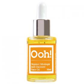 Oils of Heaven Natural Moringa Antioxidant Face Oil