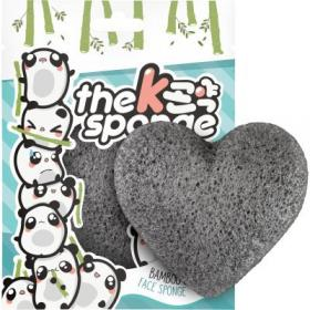 Σφουγγάρι προσώπου K-Sponge The Ultimate Charcoal Rich Korean Beauty Tool