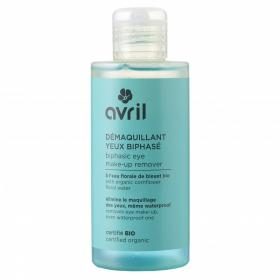 TWO-PHASE EYE MAKE-UP REMOVER 150 ml - certified organic