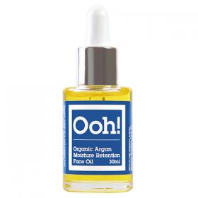 Oils of Heaven Organic Argan Moisture Retention Face Oil
