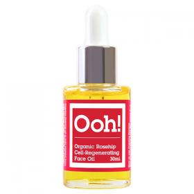 Oils of Heaven Organic Rosehip Cell-Regenerating Face Oil
