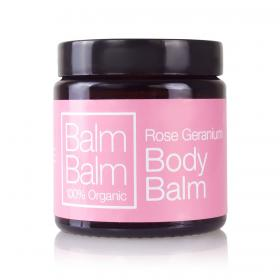 Rose Geranium Body Balm - 120ml