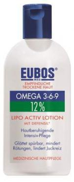 EUBOS OMEGA 3-6-9 12% LIPO ACTIVE LOTION ΜE DEFENSIL® 200 ML