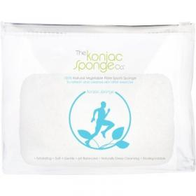 Σφουγγάρι σώματος 100% PURE KONJAC SPORTS SPONGE – RUNNING MAN