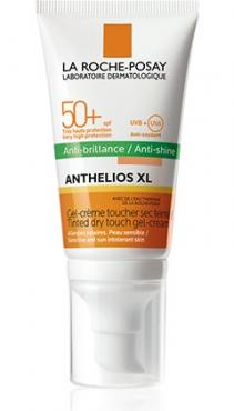 Anthelios XL SPF 50+ Dry Touch Αντηλιακή με Χρώμα