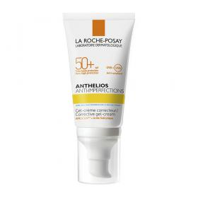 Anthelios Anti-imperfections Αντιηλιακή Kρέμα-Gel SPF50+