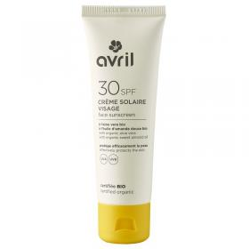 Face sunscreen 30 SPF