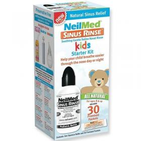 SINUS RINSE PEDIATRIC STARTER KIT 30 SACHETS