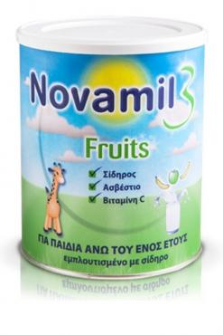 Novamil 3 Fruits