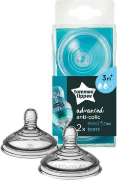 Advanced Anti-Colic Bottle MED FLOW TEAT 3m Plus
