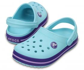Crocband Ice Blue