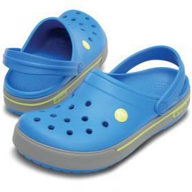 Crocband Kids Ocean/Citrus
