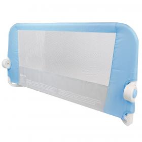 EASY FIT BED GUARD BLUE