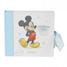 Baby Magical Beginnings Photo Album Mickey