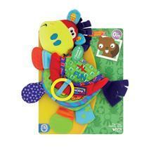 Fleep Flop Teether Book