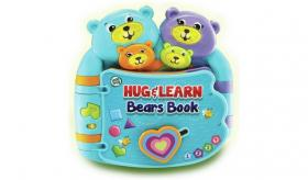 Hugs and Rhymes Bears Book