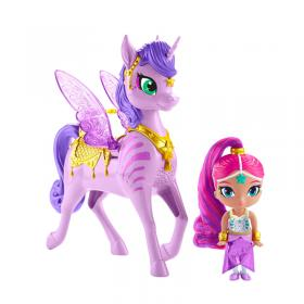 Shimmer and Shine Zahracorn Set - Shine and Zoomdust