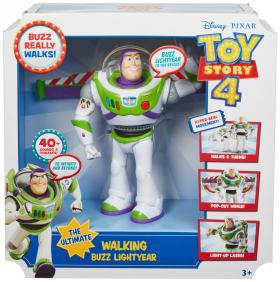 Toy Story 4 Real Walking Buzz