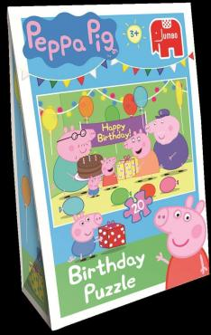 Peppa Pig B-Day Puzzle