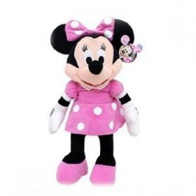 Clubhouse Soft Toy Minnie Mouse