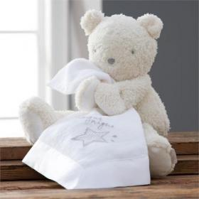 Comforter Teddy Bear
