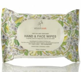 Organics Hand & Face Wipes
