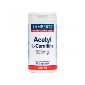 Acetyl L Carnitine των 500mg