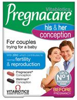PREGNACARE His & Her Conception