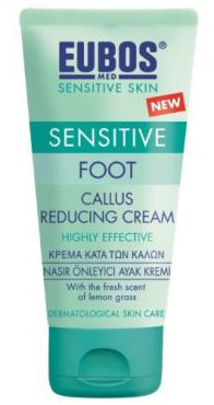 EUBOS SENSITIVE FOOT CALLUS REDUCING CREAM 50 ml