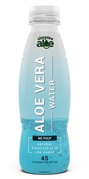 Aloe Vera Water without Pulp
