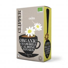 Organic Chamomile Infusion 20 bags