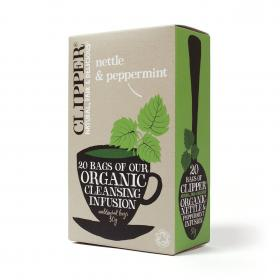 Organic Nettle & Peppermint Infusion 20 bags