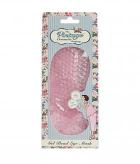 Gel Bead Eye Mask Pink